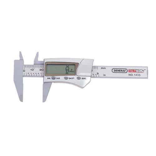 General Tools 1433 Light Weight Wholesale Digital Calipe 0-3