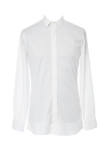 Le Lab - Camisa Formal - para Hombre Blanco XXL
