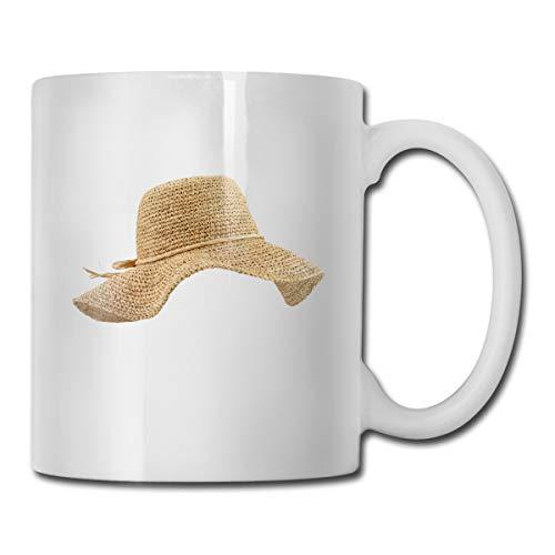 Strohhut Cowboyhut Sonnenhut Basthut Feile Abddae 11 Gusi Keramik Kaffeetasse Büro Restaurant