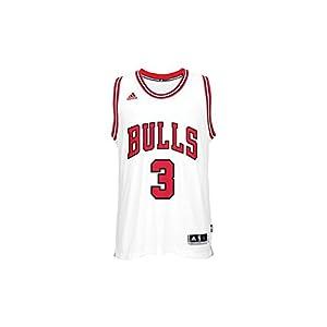 adidas Herren Trikot Chicago Bulls Derrick Rose NBA Int