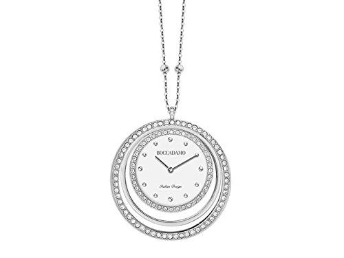 Boccadamo TL010 Collier montre avec Swarovski
