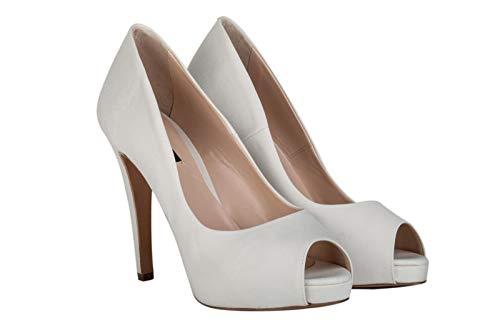 albano scarpe sposa 9267 - Albano Wedding (40 - Raso Sposa)