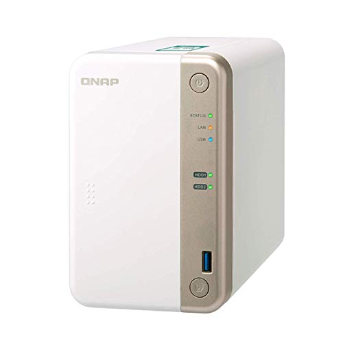 QNAP TS-251 2-Bay Personal Cloud NAS