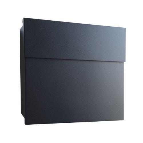 Radius Briefkasten Letterman 4 schwarz - 560 f