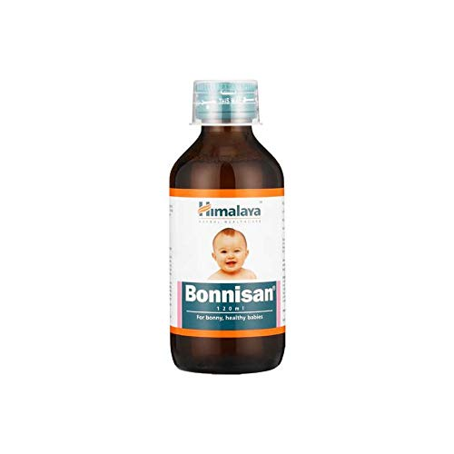 BONNISAN Liquid clinically Proven Digestive Tonic for Newborns and Infants - Pack of 2 x 120ml
