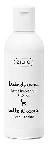 Ziaja Leche de Cabra Leche Limpiadora + Tónico 200 ml