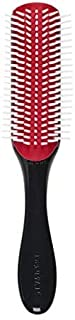 Classic Styling Brush 7 Rows - D3 - Hair Brush for Blow-Drying & Styling – Detangling, Separating, Shaping & Defining Curls