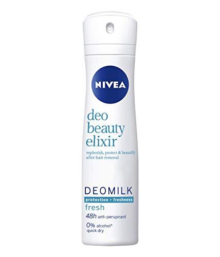 NIVEA Beauty Elixir Fresh Deomilk Desodorante Spray 150 ml