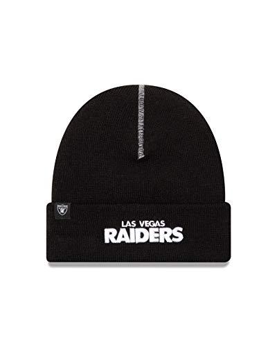 New Era Las Vegas Raiders NFL Basic Beanie One-Size