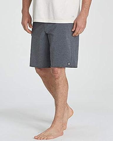 Billabong Mens Classic Solid Stretch Boardshort