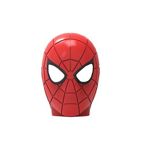 Liuying Spiderman Mini enceinte Bluetooth sans fil style dessin animé