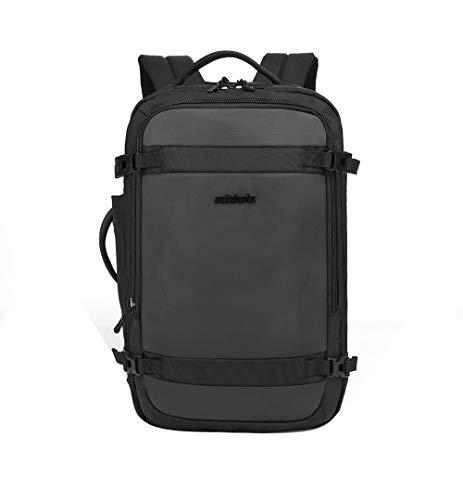 Arctic Hunter Comp Unisex Adult Laptop Backpack - Black