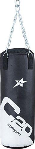 StarPro Boxsack C20 Punching Bag inklusive Kette und Drehwirbel