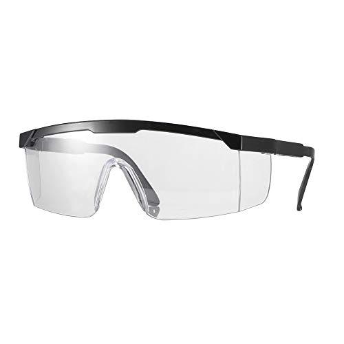 Gafas Protectoras, Gafas Protectoras, protección contra el Viento y el Polvo, protección contra la luz Azul y Ultravioleta, protección Laboral
