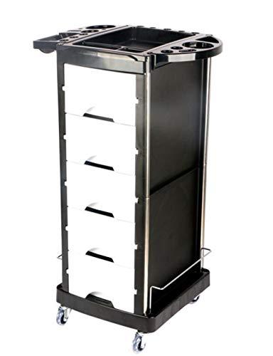 TUTOU Haarstylist multifunctionele trolley beauty salon gereedschap kar kapper winkel hand duwgereedschap kar