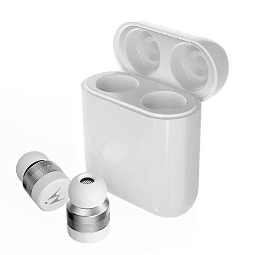 Bluetooth-Kopfhörer Ohrhörer, kabellose Ohrhörer mit In-Ear-Touch-Steuerung 3D-Stereo-Sound Echtes kabelloses Headset mit Mikrofon Smartphone mit Ladebox