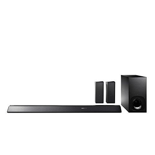 Sony HT-RT5 Soundbar with 2 Wireless Rear Speakers (550 W, S-Master...