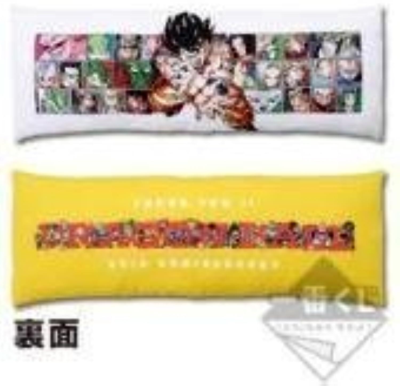 The most lottery THANK YOU  Dragon Ball 30th    C Award cushion
