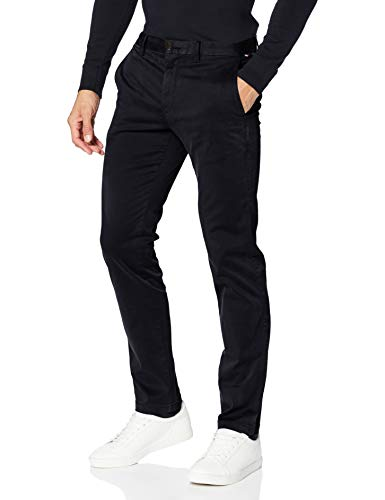 Tommy Hilfiger Straight Denton Chino Gmd Flex Pantalones para Hombre