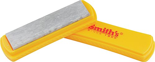 Smith's Fusil Sharpeners AC50556, Unisexe – Adulte, Jaune, Taille Unique