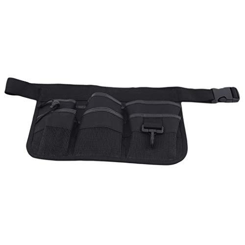 #N/A Gartengeräte Taillentasche mit Gürtel Gartenwerkzeug Schürze Multi Pocket Nylon Hängetasche Organisationswerkzeuge