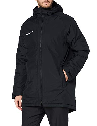 Nike Academy18 Winter Jacket Parka Homme Noir/Blanc FR : XL (Taille Fabricant : XL)