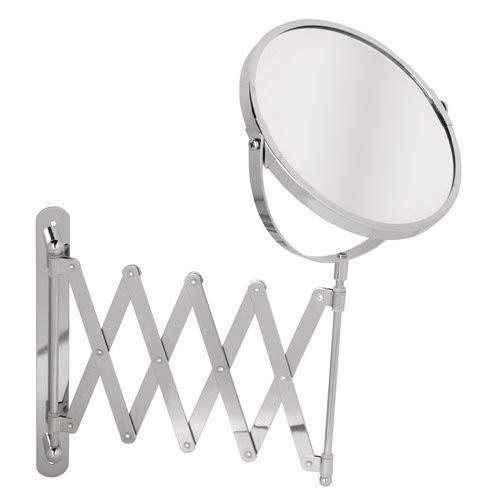 MAURER 5421530-Miroir Mural Extensible pour Le Bain 15 cm