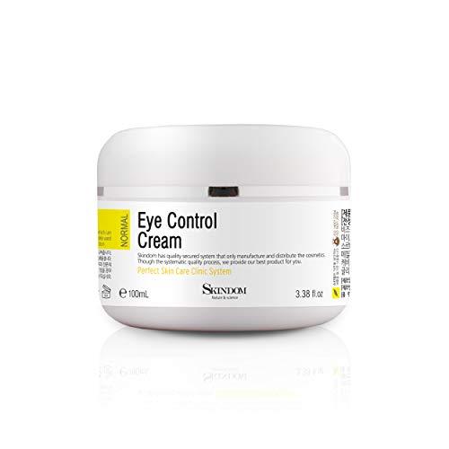 Eye Wrinkle Cream by Skindom, Anti Aging, Anti Wrinkle For Eye Bags and Dark Circles
