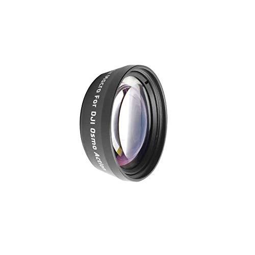 Metermall Camera Spiegel Lens Action Camera Fisheye Macro Lens Action Camera Lens Accessoires, Macro lens
