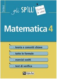Matematica (Vol. 4)