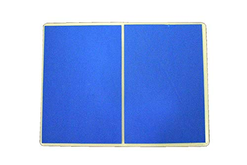 MASTERLINE Economy Rebreakable Board Taekwondo, MMA, Karate, Martial Art (Child - Yellow; Easy - Blue; Average - Red; Hard - Black) (Blue (Easy))