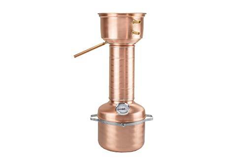 distillatore oli essenziali