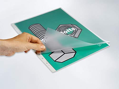 GBC - Pellicole per plastificatrice, formato DIN A4, 150 mic, confezione da 100 pezzi