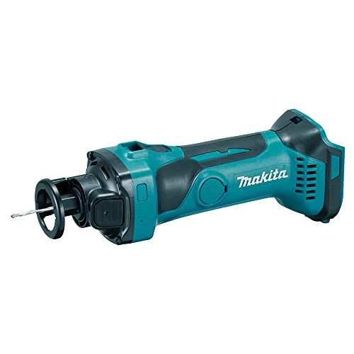 Makita DCO180Z 18V Li-Ion LXT Drywall Cutter - Batteries and Charger Not Included