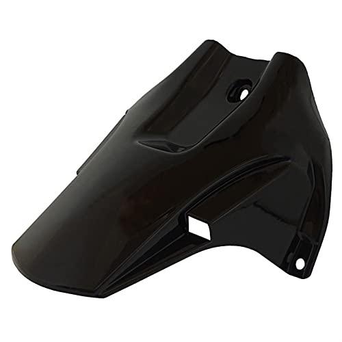 Accesorios de decoración de coches Black Motorcycle Fairing Rueda trasera Hugger Fender...