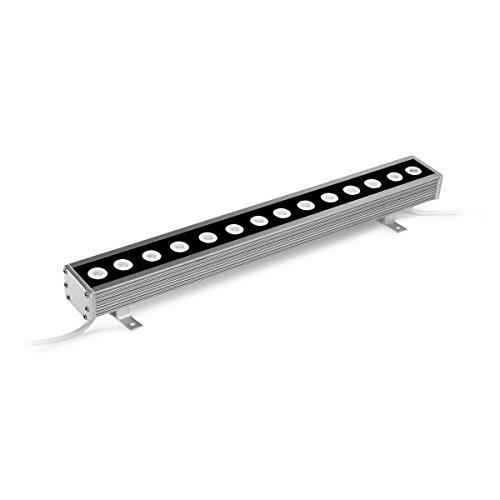 LEDs-C4 05-1547-54 H6 tron Projecteur-2 14xled cree 24w Anodisé