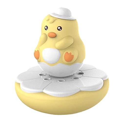 #N/A Nettes Küken Kinder Stehaufmännchen Spielzeug Tumbler Spielzeug, Geschenk für Kinder - Gelb