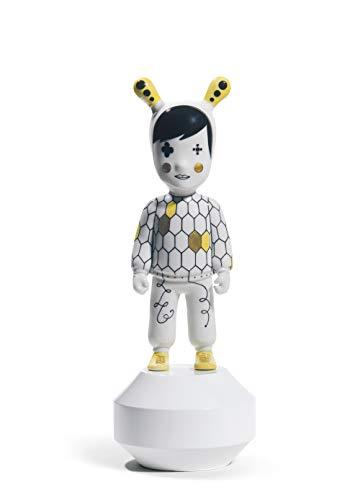 LLADRÓ Figura The Guest by Jaime Hayon. Serie Numerada. Figura The Guest de Porcelana.