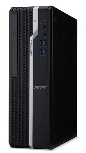 CPU ACER VX2670G (DDT.VTFEB.007) CI5-10400, 8GB, 512GB, DVDRW, W10PRO