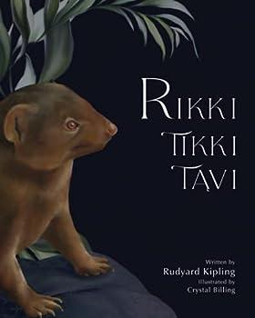 Rikki-Tikki-Tavi  Illustrated