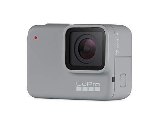 GoPro HERO7 Blanc - Caméra Numérique Étanche Écran Tactile, Vidéo HD 1440p, 10MP Photos - 1