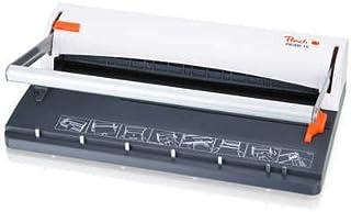 comprar comparacion Peach PB300-15 Wire binding machine 60hojas Negro, Blanco - Máquina de encuadernación