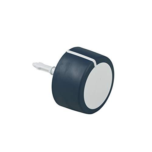 Knebel Programmwahl Griff Knopf blau Kunststoff ORIGINAL Bauknecht 481241458338 Waschmaschine Trockner eingesetzt in WA 9986/1 WAK 7508 Prestige 1460 WA Pure xl 12 BW WA Star 50 EX WAT Pure 30 FLD uvm