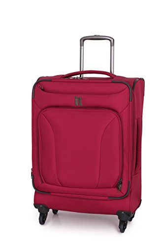 IT Luggage - Maleta Unisex, Rio Red (Rojo) - 12-1169-04L-RE