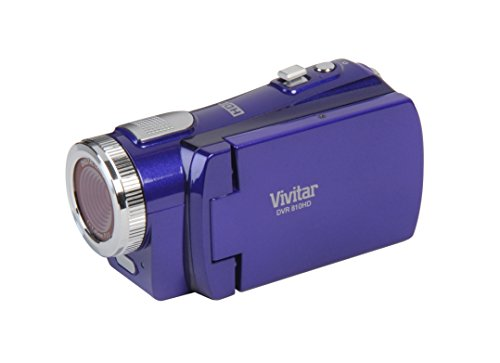 Vivitar 12.1MP Digital Video Camera, Colors May...