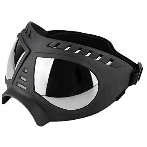 Cool Dog Occhiali Sole Protezione UV Antivento Occhiali Pet Eye Wear Medio Grande Cane di Nuoto Pattinaggio Occhiali Accessaries