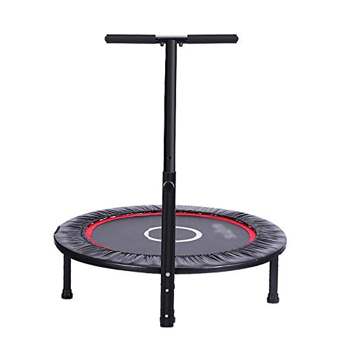 Best Prices! Trampoline Xiaomei Fitness Folding Indoor Foldable Small Fitness with Handle for Outdoo...