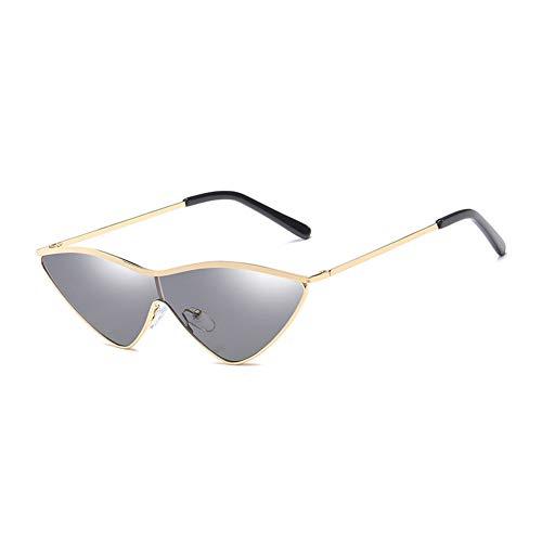 TIANZly Moda para mujer gafas de sol cat eyes elegante tono UV400
