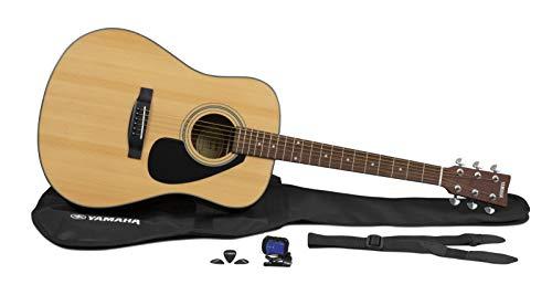 Yamaha GigMaker Standard Acoustic Guitar w/ Gig Bag, Tuner, Strap and Picks -...