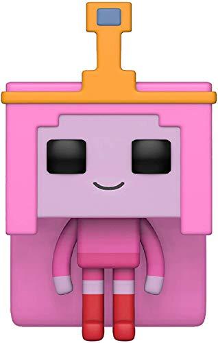 Funko Hora de Aventuras/Minecraft - Pop Princesa Chicle, Multicolor (32253)